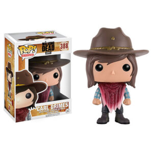 Figura Funko Pop! Carl Grimes - The Walking Dead