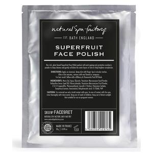 Natural Spa Factory Superfruit Face Polish