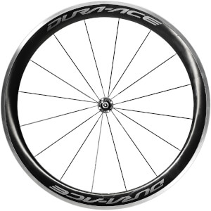 Shimano Dura Ace R9100 C60 Carbon Clincher Front Wheel