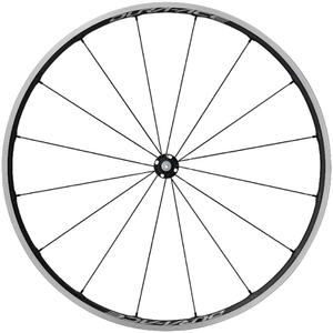 Shimano Dura Ace R9100 C24 Carbon Laminate Clincher Front Wheel