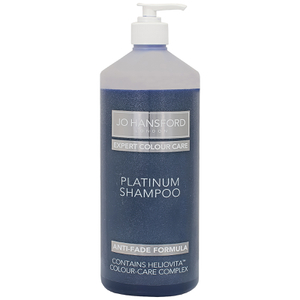 Jo Hansford Expert Colour Care Platinum Supersize Champú (1000ml)