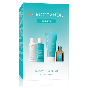 Moroccanoil Smoothing Mini Set (Worth £37.80)