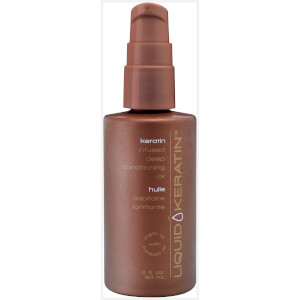 Liquid Keratin Infusing Brightening De-Frizz Conditioner (8oz)