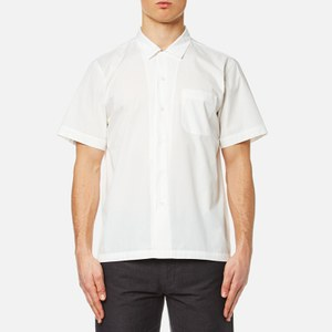 Universal Works Men's Road Shirt - Ecru