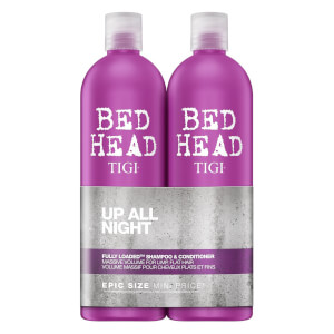 TIGI Bed Head Fully Loaded Massive Volume Tween Duo 2 x 750ml (Worth $125)