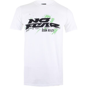 "Camiseta No Fear ""Born Ready"" - Hombre - Blanco"