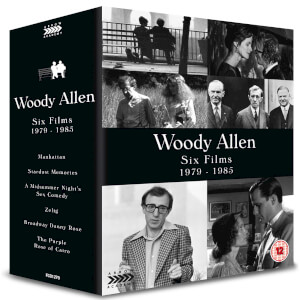 Woody Allen: Six Films 1979 - 1985