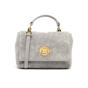 Coccinelle Women's Liya Suede Mini Bag - Iris