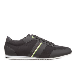 BOSS Green Men's Lighter Trainers - Black