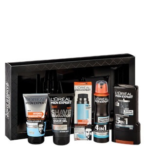 L'Oréal Paris Men Expert The Barber Shop Colección Lote de Regalo