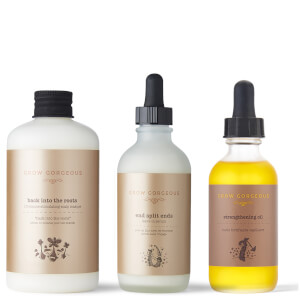 Grow Gorgeous Strengthening Trio (Worth $110)