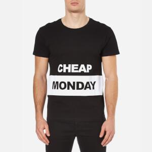 Cheap Monday Men's Standard Reverse T-Shirt - Black