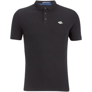 Le Shark Men's Byland Short Sleeve Polo Shirt - Black