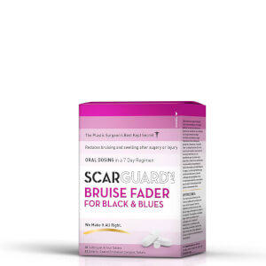 ScarGuard Bruise Fader Tablets (7 Day Regimen)