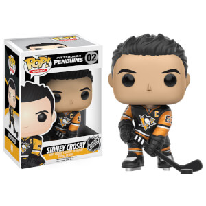 NHL Sidney Crosby Pop! Vinyl Figur