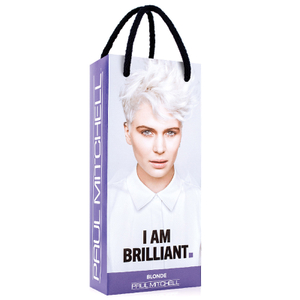 Paul Mitchell Blonde Bonus Bag I Am Brilliant