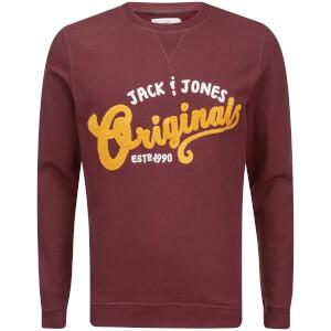 Jack & Jones Men's Originals Quarter Sweatshirt - Port Royale