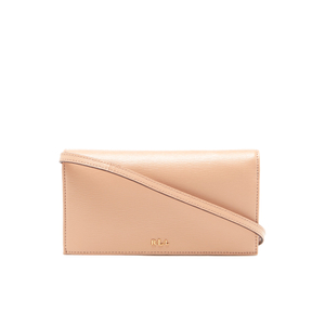 Lauren Ralph Lauren Women's Newbury Kaelyn Cross Body Bag - Camel