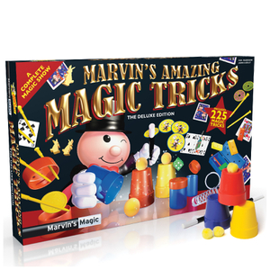Marvin's Magic Amazing Magic 225 Tricks