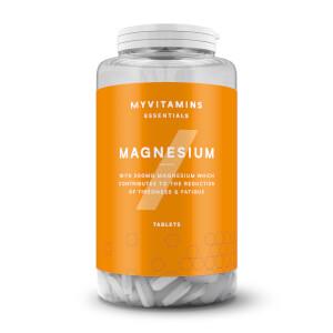 Compresse di magnesio