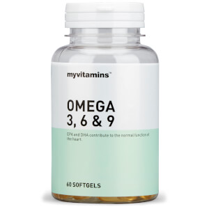 Omega 3, 6, & 9 Softgels