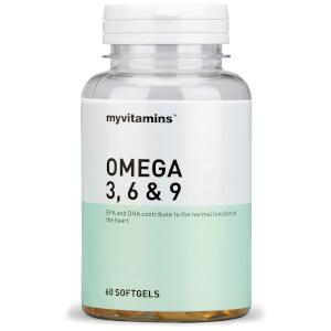 Omega 3, 6 & 9