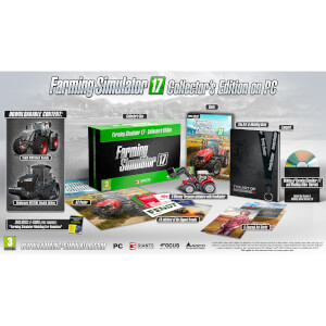 Farming Simulator 17 Collectors Edition