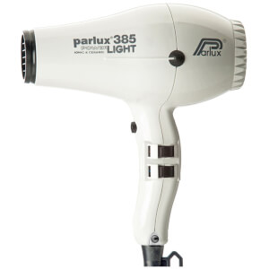 Parlux 385 Power Light Hair Dryer 2150W - White