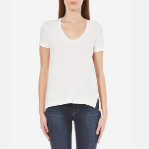 By Malene Birger Women's Felicitas T-Shirt - Soft White