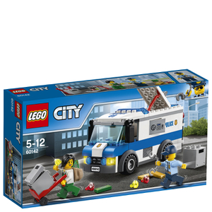 LEGO City : Le convoyeur de fonds (60142)