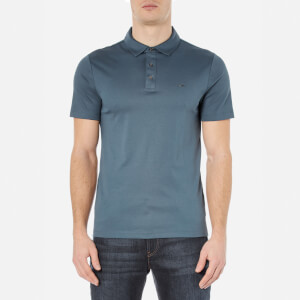 Michael Kors Men's Sleek MK Polo Shirt - Kelp