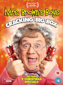 Mrs. Brown's Boys: Cracking Big Box
