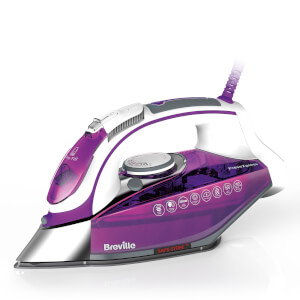Breville VIN339 Press Xpress 2800W Iron - Purple