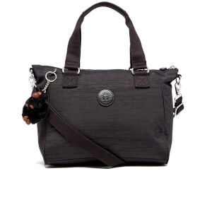 Kipling Women's Amiel Medium Tote Bag - Dazz Black