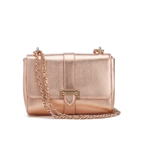 Aspinal of London Women's Lottie Bag - Rose Gold