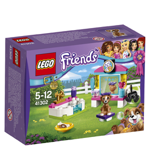 LEGO Friends: Le toilettage des chiots (41302)