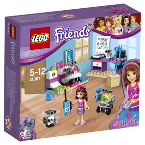 LEGO Friends: Laboratorio creativo de Olivia (41307)