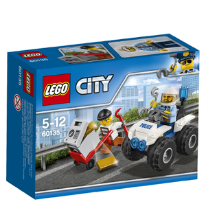 LEGO City: L'arrestation en tout-terrain (60135)