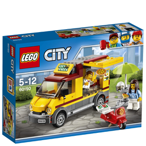 LEGO City: Pizza Van (60150)