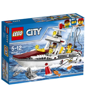 LEGO City: Angelyacht (60147)