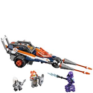 LEGO Nexo Knights: Lance's Twin Jouster (70348): Image 2