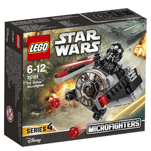LEGO Star Wars: TIE Striker™ Microfighter (75161)