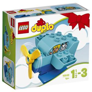 LEGO DUPLO: Mijn eerste vliegtuig (10849)