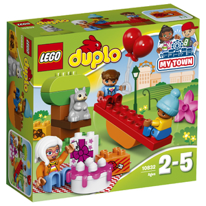LEGO DUPLO: Birthday Party (10832)