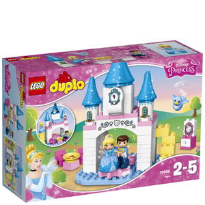 LEGO DUPLO: Disney Cinderella's Magical Castle (10855)