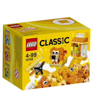 LEGO Classic: Kreativ-Box Orange (10709)