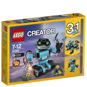 LEGO Creator: Le robot explorateur (31062)