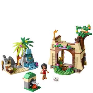 LEGO Disney Princess: Moana's Island Adventure (41149): Image 2