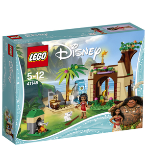 LEGO Disney Princess: Moana's Island Adventure (41149)