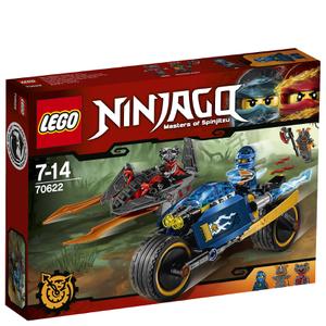 LEGO Ninjago: Woestijnstrijders (70622)